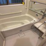 練馬区氷川台で浴室クリーニング!