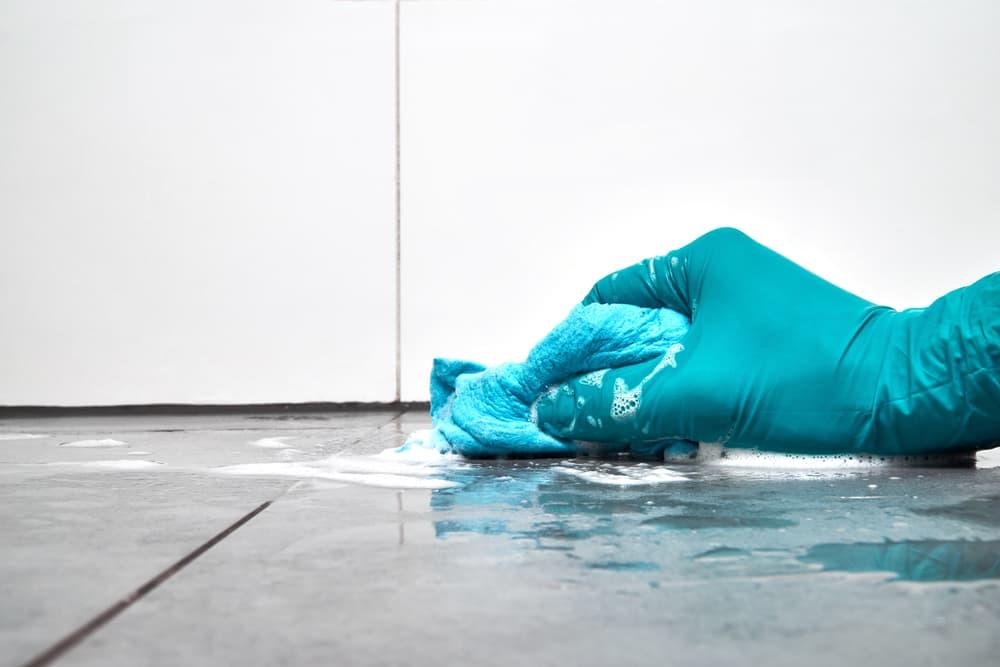 風呂掃除2