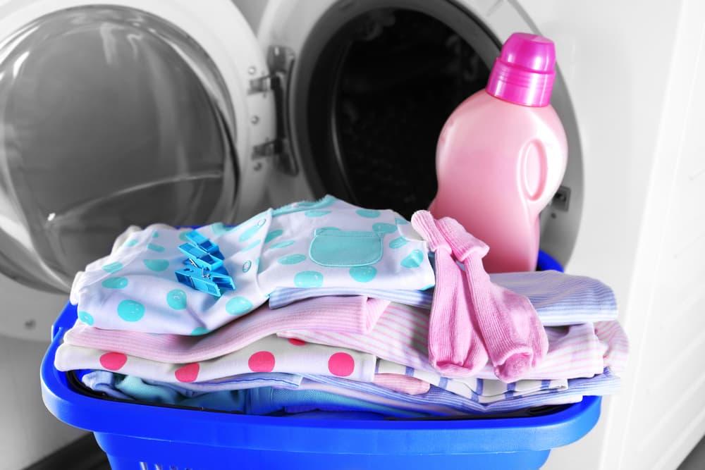 洗濯と柔軟剤