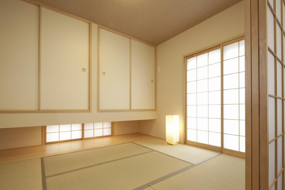 日本らしい和室
