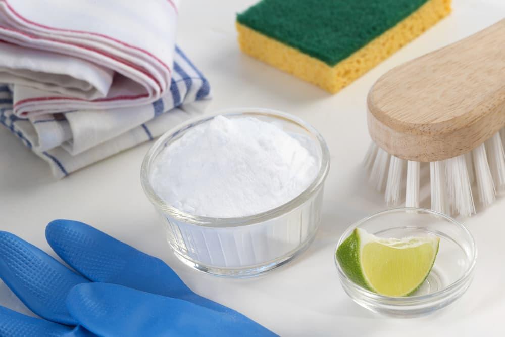 クエン酸とお掃除に使う道具