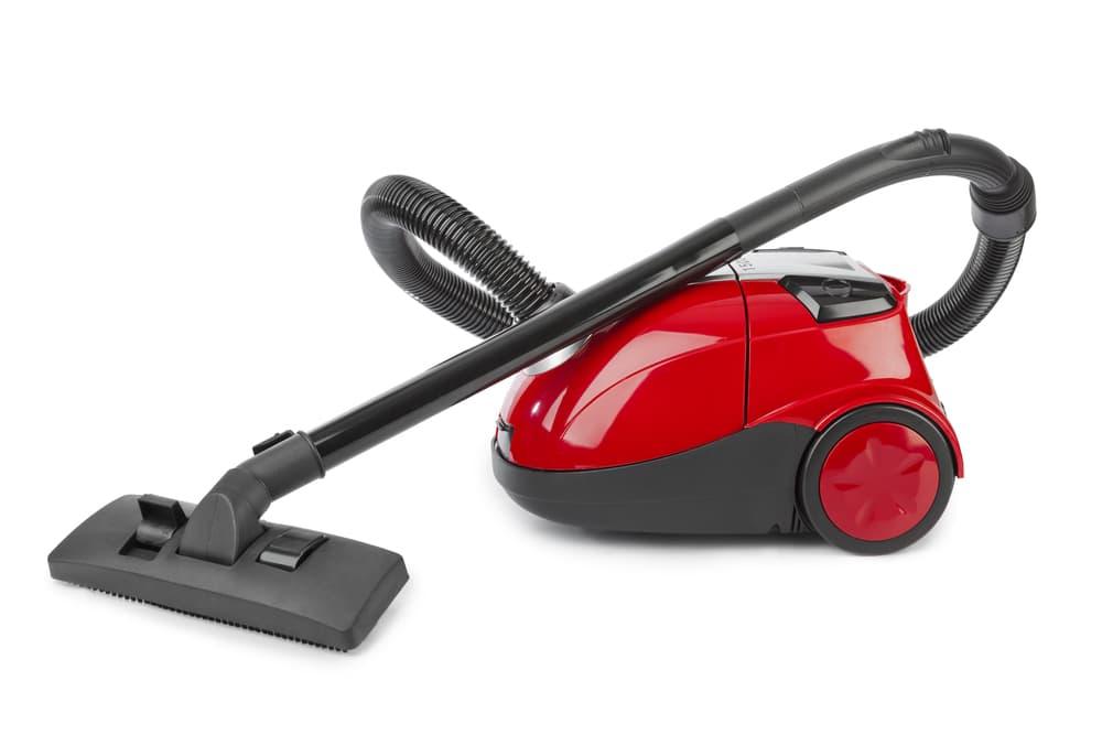 一般家庭にあるような掃除機