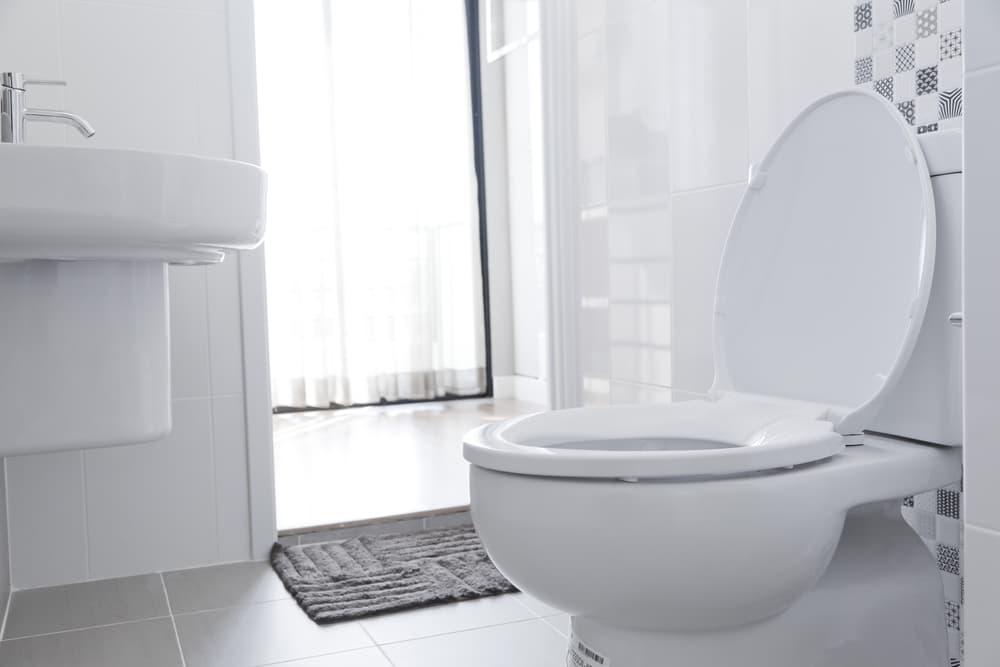 綺麗で清潔感のあるトイレ