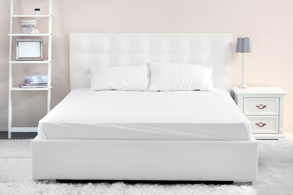 綺麗で清潔感のあるベッド