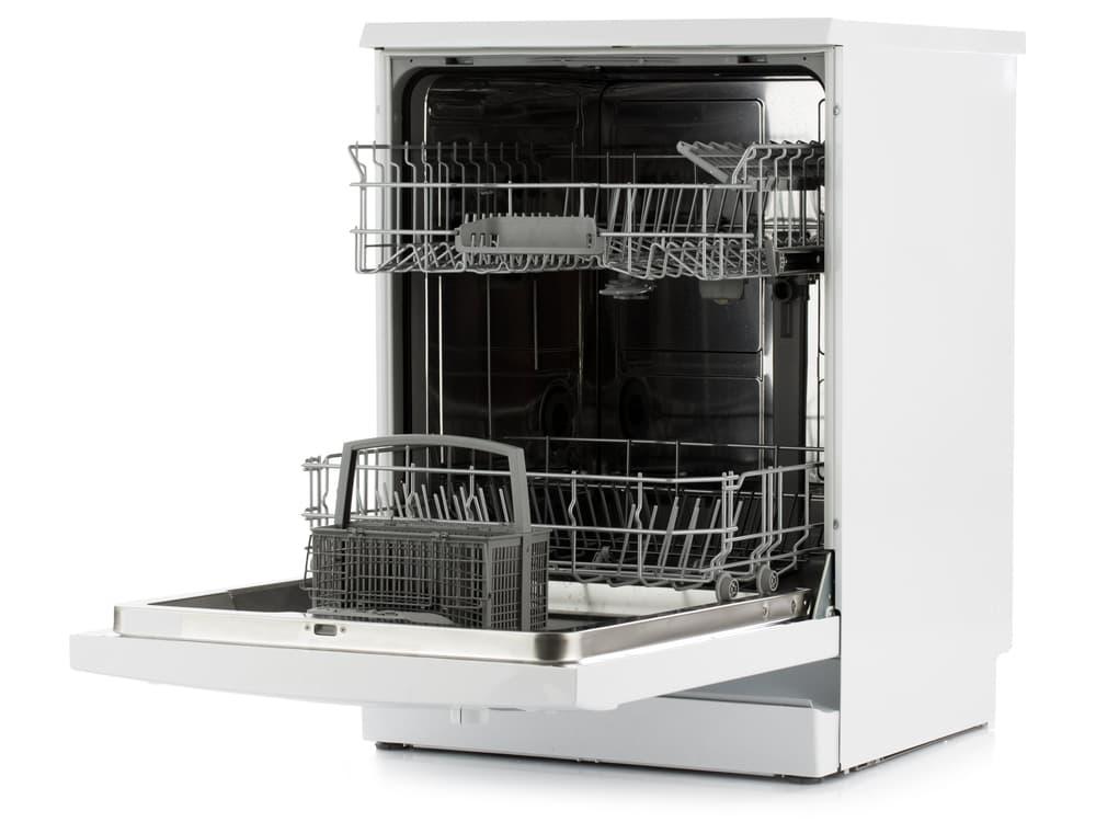 スライド式の食器洗い機