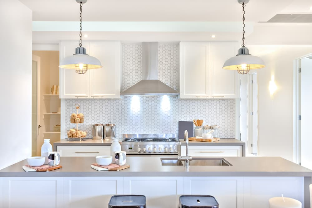 綺麗で清潔感のあるキッチン