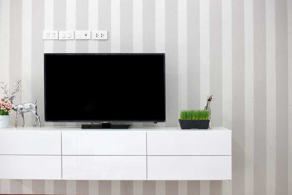 一般家庭にあるテレビ
