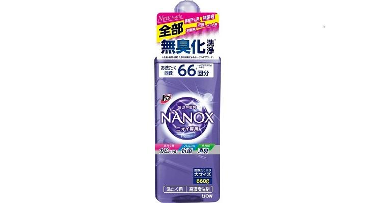 トップ スーパー NANOX ニオイ専用