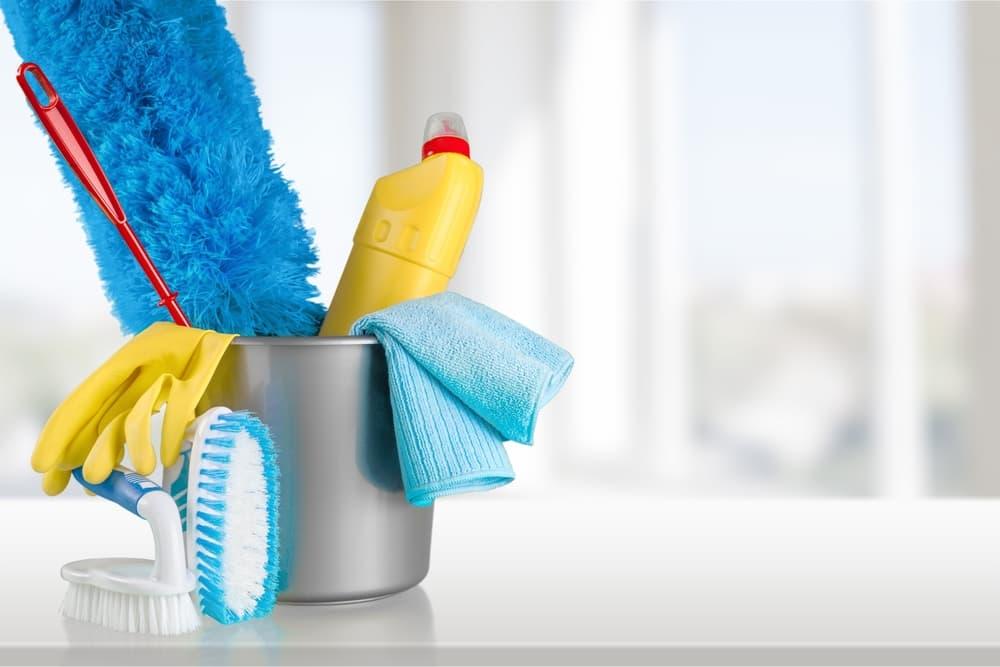掃除に必要な道具