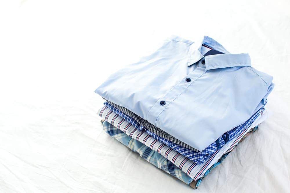 畳んである洗濯物