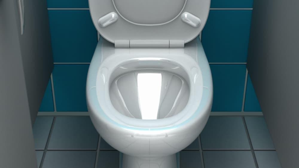 ピカピカで綺麗なトイレ