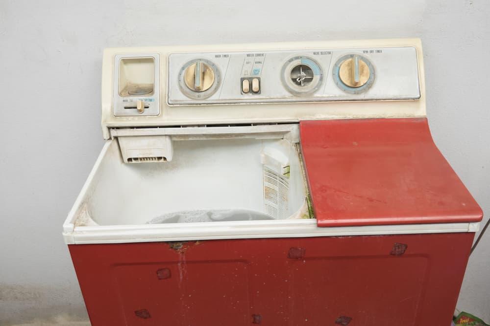二 槽 式 洗濯 機