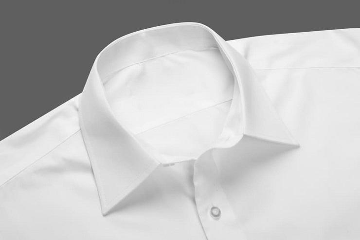 ワイシャツの襟
