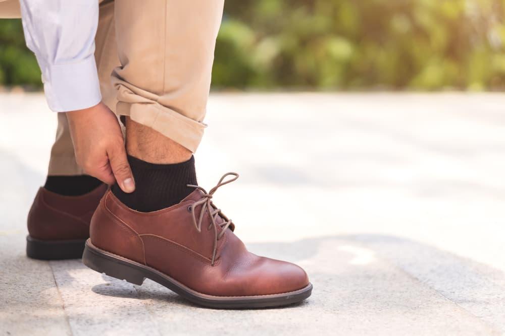 新品の革靴は足が痛い! どうやって伸ばす? , カジタクコラム