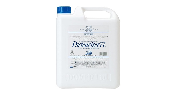 パストリーゼ77 5L