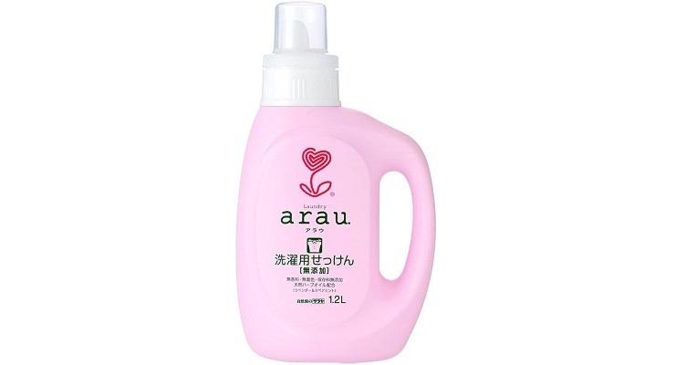 サラヤ「arau」