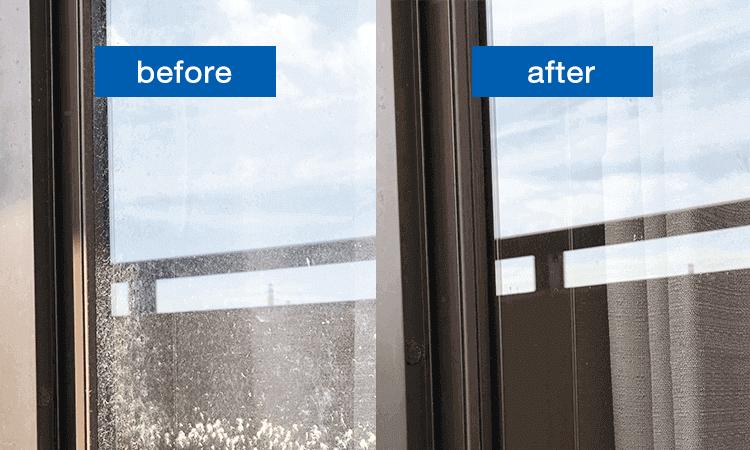 カジタクの窓サッシクリーニング・網戸洗浄はこちら!