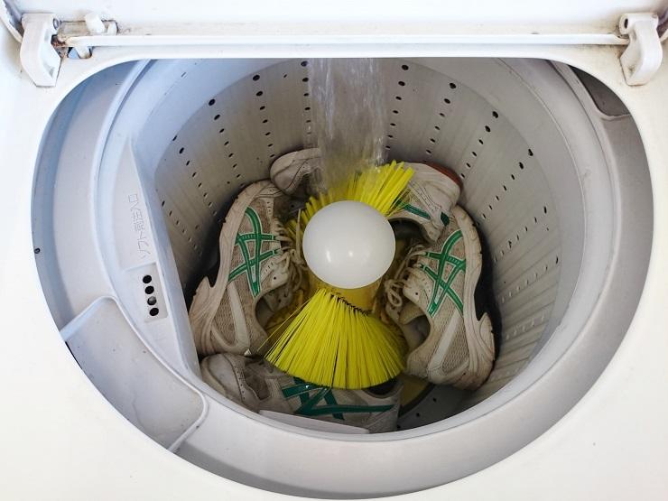 靴専用洗濯機